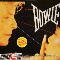 Disques de vinyle: DAVID BOWIE ?– CHINA GIRL. Lote 49169148