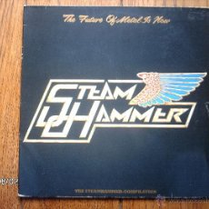 Discos de vinilo: THE STEAMHAMMER COMPILATION. Lote 49175525