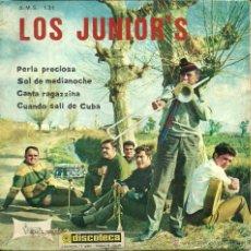 Discos de vinilo: LOS JUNIOR´S EP VINILO ENVIO GRATUITO. Lote 49181652