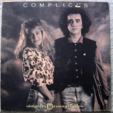 Discos de vinilo: CÓMPLICES–ÁNGELES DESANGELADOS . Lote 49186175