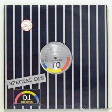 Discos de vinilo: T-COY - 'SPECIAL DJ´S' (LP VINILO. ORIGINAL 1987). Lote 49192346