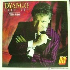 Discos de vinilo: DYANGO-SUSPIROS LP VINILO 1989 + INSRT SPAIN. Lote 49194955