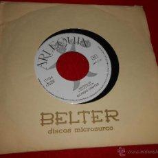 Discos de vinilo: RICARDO CERATTO ORACION 68/A MI HIJO 7 SINGLE 1969 ARLEQUIN PROMO. Lote 49204550