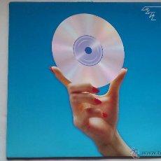 Discos de vinilo: CRYSTAL - INITIATIVE! - 2009. Lote 49216931