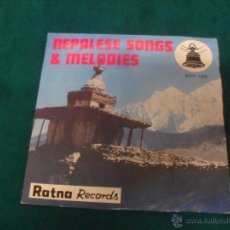 Discos de vinilo: NEPALESE SONGS & MELODIES. RATNA RECORDS 1978, MADE IN JAPAN, ESR 129. Lote 49220872