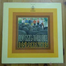 Discos de vinilo: LOS PEKENIKES - LO MEJOR DE - (HISPAVOX-1973) LP. Lote 49220876