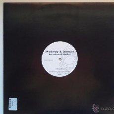 Discos de vinilo - MEDWAY & DANSOR - IMPULSO / BELIEF - 2009 - 49224905