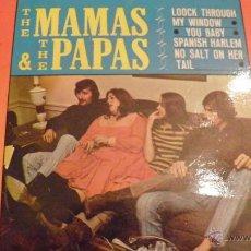 Discos de vinilo: THE PAPAS&THE MAMAS, 1966 SPANISH HARLEM,ETC. CONSERVADO . Lote 49239522
