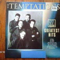 Discos de vinilo: THE TEMPTATIONS - GREATEST HITS . Lote 49243786