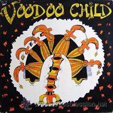 Discos de vinilo: VOODOO CHILD ?– VOODOO CHILD (WEA, 4509-91313-1, LP, 1994) PRESUNTOS IMPLICADOS, DEEP PURPLE COVER. Lote 49244551