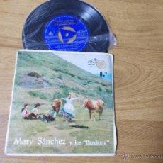 Discos de vinilo: MARY SANCHEZ Y LOS BANDAMA. Lote 49246438