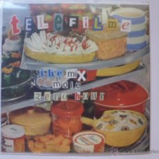 Discos de vinilo: TELEFILME - THE MIX (ELEFANT, 1996, VINILO 7'' ROSA). Lote 49250031