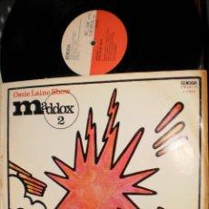 Discos de vinilo: OSSIE LAINE SHOW LP MADDOX 2.ESPAÑA.EDIGSA.PROBADO Y ESCUCHADO /3. Lote 49250796