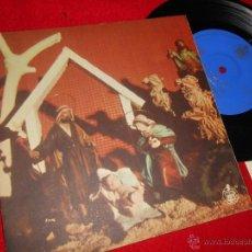 Discos de vinilo: HISPAVOX NAVIDAD PROMO EP PEKENIKES+ELVIRA QUINTILLA+GREG SEGURA+TORREBRUNO+QUIQUE ROCA 1961. Lote 49252960