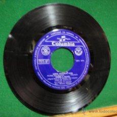 Discos de vinilo: JOSE DE AGUILAR - AQUEL RECUERDO TUYO - RUNBO A MARTE - YA SE POR QUE - BESAME MARISOL - . Lote 49253222