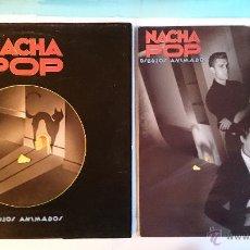Discos de vinilo: NACHA POP - DIBUJOS ANIMADOS (1985). Lote 49255029