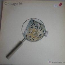 Discos de vinilo: MAGNIFICO LP DE - C H I C A G O -16 -. Lote 49256095