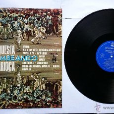Discos de vinilo: ORQUESTA CARIOCA - RUMBEANDO (1975). Lote 49256975