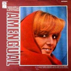 Discos de vinilo: NUCHA AMENGUAL - LP DE VINILO NUEVO + CD DE REGALO MISMO ALBUM - QUÉ PUEDO DECIRTE AMOR... EMI 1974. Lote 49258486