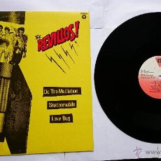 Discos de vinilo: THE REVILLOS - DO THE MUTILATION / SNATZOMOBILE (MAXI 1983). Lote 49261576