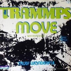 Discos de vinilo: THE TRAMMPS - MOVE . MAXI SINGLE . 1984 TELDEC GERMANY . Lote 49261636
