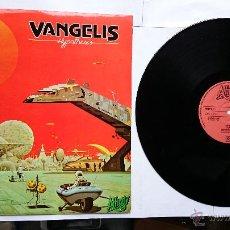 Discos de vinilo: VANGELIS - HYPOTHESIS (VERSION NO OFICIAL 1978). Lote 49262750