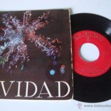 Discos de vinilo: SINGLE EP ZAFIRO NAVIDAD Z-259 NOCHE DE PAZ 1962. Lote 49264144