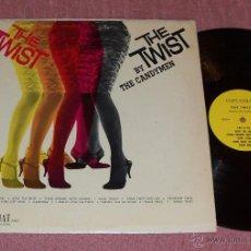 Discos de vinilo: THE CANDYMEN 1962 !! THE TWIST !! RARO, SUPER ORG EDIT USA, EXC. Lote 49275726