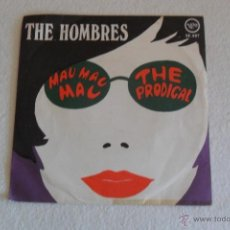 Discos de vinilo: THE HOMBRES - MAU MAU MAC 1968. Lote 49280614