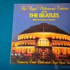 Discos de vinilo: PEDIDO MINIMO 6€ LP - THE ROYAL PHILHARMONIC ORCHESTRA PLAY THE BEATLES - 20TH ANIVERSARY. Lote 49287149