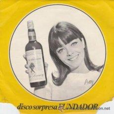 Discos de vinilo: DISCO VINILO SORPRESA FUNDADOR. EXITOS 67. Lote 49287459