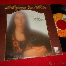 Discos de vinilo: MYRIAM DE RIU ME FUI DESPACIO/TE QUISE LIBRE 7 SINGLE 1977 BEVERLY PROMO JAVIER ITURRALDE. Lote 49290652