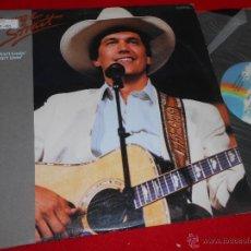 Discos de vinilo: GEORGE STRAIT IF YOU AIN'T LOVIN' (YOU AIN'T LIVIN') LP 1988 MCA EDICION AMERICANA USA. Lote 49296373