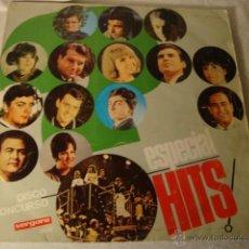 Discos de vinilo: ANTIGUO DISCO LP ESPECIAL HITS CONCURSO ESPECTACULAR PARA LA JUVENTUD, VERGARA. Lote 73300694