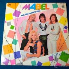 Discos de vinilo: PEDIDO MINIMO 6€ - MABEL - NACI PARA HACERTE FELIZ - 1979 - HISPA VOX. Lote 49302446
