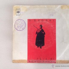Discos de vinilo: OSKORRI - SINGLE 1976. Lote 49303566