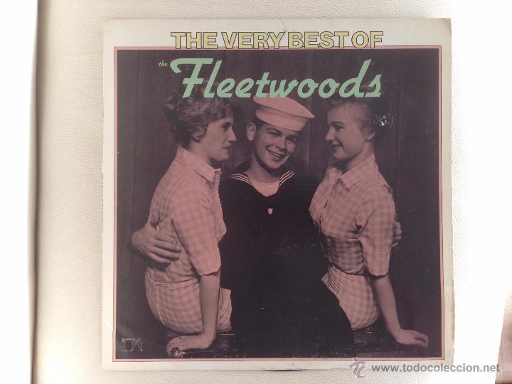 THE FLEETWOODS - LP DOO WOP GREATEST HITS (Música - Discos - LP Vinilo - Pop - Rock Extranjero de los 50 y 60)