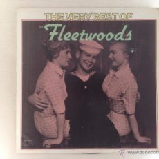 Discos de vinilo: THE FLEETWOODS - LP DOO WOP GREATEST HITS. Lote 49303820