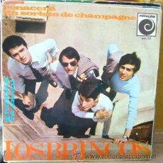 Discos de vinilo: LOS BRINCOS. Lote 49310386
