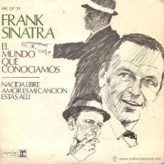 Discos de vinilo: FRANK SINATRA. Lote 49329833
