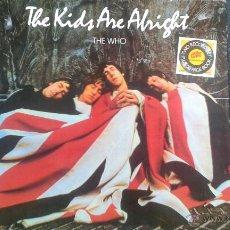 Discos de vinilo: THE KIDS ARE ALRIGHT**THE WHO** 1979-POLYDOR 2675179-UK-2 LP Y LIBRETO-**COLECCION PRIVADA. Lote 49332986