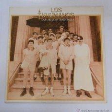 Discos de vinil: LOS INHUMANOS. - LAS CHICAS NO TIENEN PILILA. TDKLP. Lote 49333040