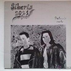Discos de vinilo: SIBERIA 2021 - VALENCIA NOCHE - 1992. Lote 49334658