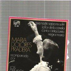 Discos de vinilo: MARIA DOLORES PRADERA. Lote 49335463