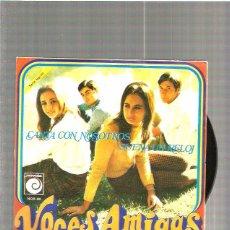 Discos de vinilo: VOCES AMIGAS. Lote 49335934