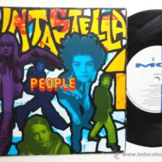 Discos de vinilo: INTASTELLA- PEOPLE/ BENDY- UK SINGLE 1991- INDIE ROCK /ELECTRONIC.. Lote 49338098