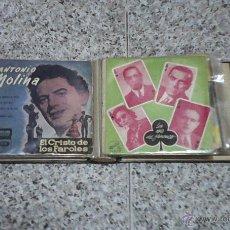 Discos de vinilo: ANTOLOGIA DEL FLAMENCO - SINGLES 20 DISCOS.. Lote 49339496