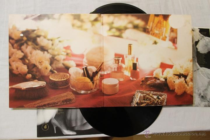 Discos de vinilo: ISABEL PANTOJA LA CANCION ESPAÑOLA DOBLE 2 LP VINILOS ARIOLA MADE IN SPAIN 1990 - Foto 3 - 49345742