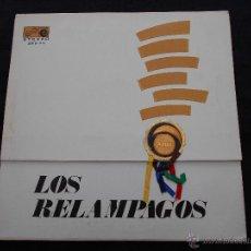 Discos de vinilo: LOS RELAMPAGOS // AÑO 1967 // 6 PISTAS. Lote 49351814
