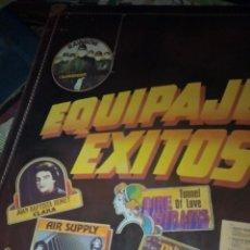 Discos de vinilo: LP. EQUIPAJE DE ÉXITOS. ISURRENDER.AL STEWART .LOS IN LOVE. Lote 49361667